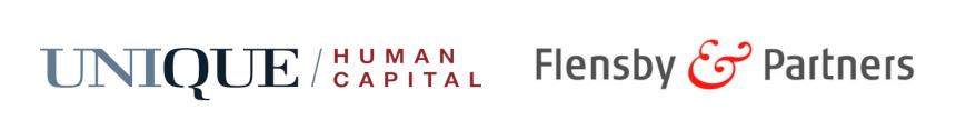 Flensby og Partner bliver del af Unique Human Capital